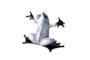 "Hug, Medium: Bronze Release: 2012 Edition: 5000 Catalog: BF161 Size: 3"" x 4"" x 3"" Artist: Frogman"