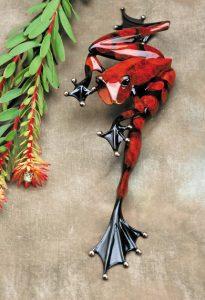 "Stealth, Medium: Bronze Catalog: BF46 Size: 18"" x 6"" x 3"" Artist: Frogman"