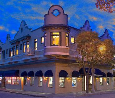 Petri's Fine Arts Gallery Building