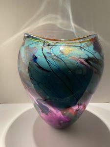 Tim_Lazer-Oval-Turquoise-Splash