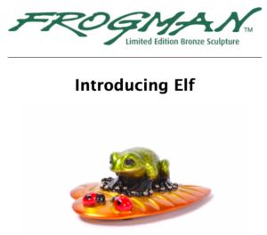 Frogman / Tim Cotterill